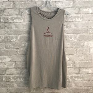 Tantris by Russell Simmons Yoga Tank Top Size M